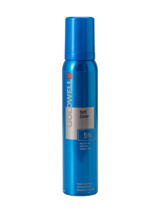 Goldwell Soft Color - Colorance Soft Color -hiussävyte 125 ml - 5N LIGHT BROWN | Stockmann - photo 1
