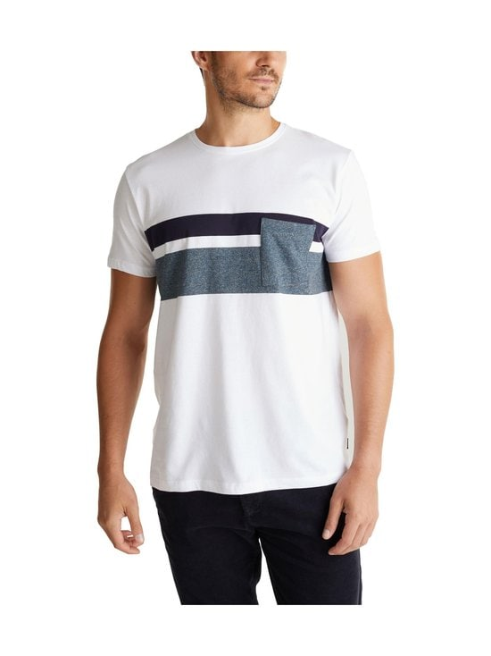 Esprit - T-paita - 102 WHITE 3 | Stockmann - photo 3