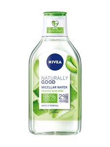 NIVEA - Naturally Good Micellar Water -puhdistusvesi 400 ml - null | Stockmann