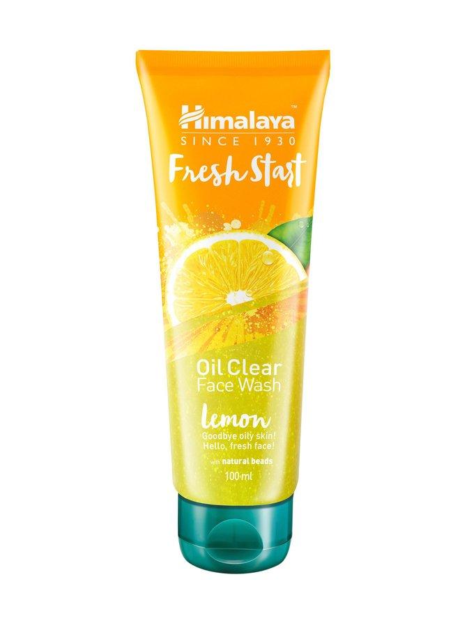 Fresh Start Lemon Face Wash -kasvojenpuhdistusaine 100 ml