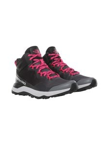 The North Face - W Activist Futurelight Mid Boots -kengät - ZINC GREY/TNF BLACK | Stockmann