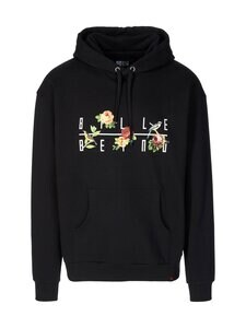 BILLEBEINO - Bird & Flowers Hoodie -huppari - 99 BLACK | Stockmann
