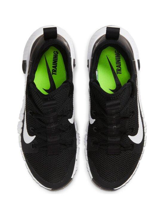 Nike - Free Metcon 3 -sneakerit - 010 BLACK/WHITE-VOLT | Stockmann - photo 4