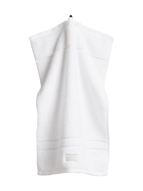Gant Home - Organic Premium -pyyhe - WHITE | Stockmann - photo 1
