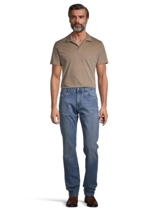 Canali - Trouser Denim -farkut - 308 BLUE | Stockmann - photo 2