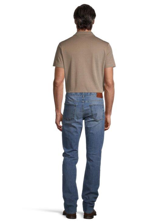 Canali - Trouser Denim -farkut - 308 BLUE | Stockmann - photo 3