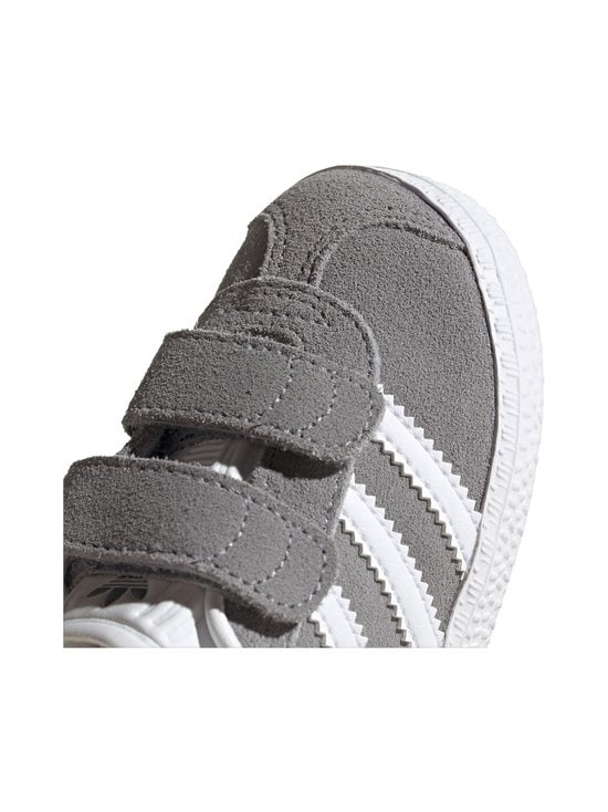 adidas Originals - Gazelle CF I -mokkanahkatennarit - GRETHR/FTWWHT/GOLDMT | Stockmann - photo 7