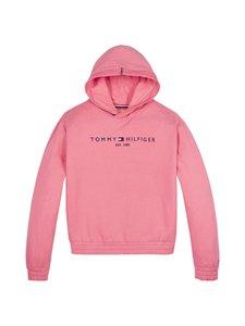 Tommy Hilfiger - Essential Hooded Sweatshirt -huppari - TIK GLAMOUR PINK | Stockmann