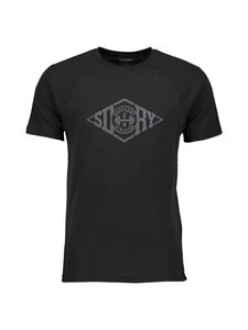 Superdry Sport - Training Graphic Tee -paita - 02A BLACK | Stockmann
