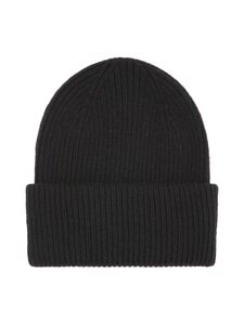Colorful Standard - Merino Wool Hat -merinovillapipo - DEEP BLACK | Stockmann