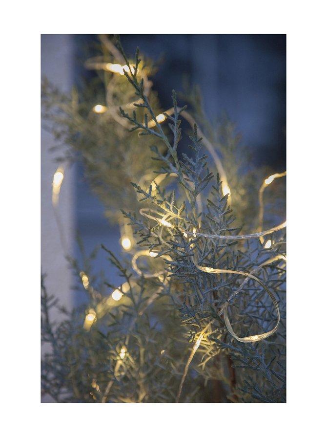 Light Chain Dew Drop Outdoor -valosarja