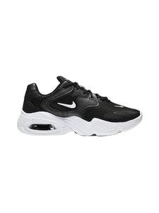 Nike - Air Max 2X -sneakerit - 001 BLACK/WHITE-BLACK | Stockmann