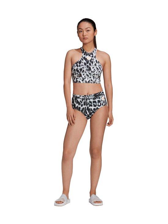 adidas by Stella McCartney - Truepur -bikinit - WHITE/BLACK | Stockmann - photo 3