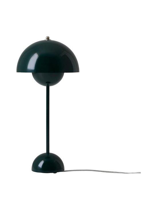 &tradition - Flowerpot-pöytävalaisin ø 23 cm - TUMMANVIHREÄ | Stockmann - photo 1