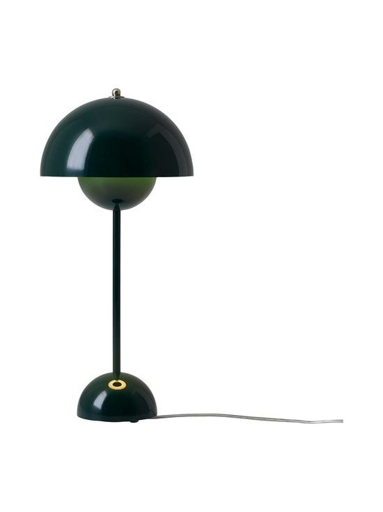 &tradition - Flowerpot-pöytävalaisin ø 23 cm - TUMMANVIHREÄ | Stockmann - photo 2