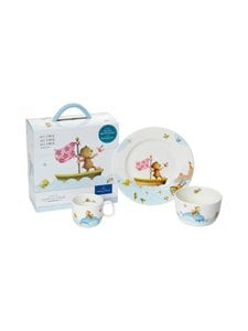 Villeroy & Boch - Happy as a Bear -astiasarja, 3 osaa - MULTICOLOR | Stockmann
