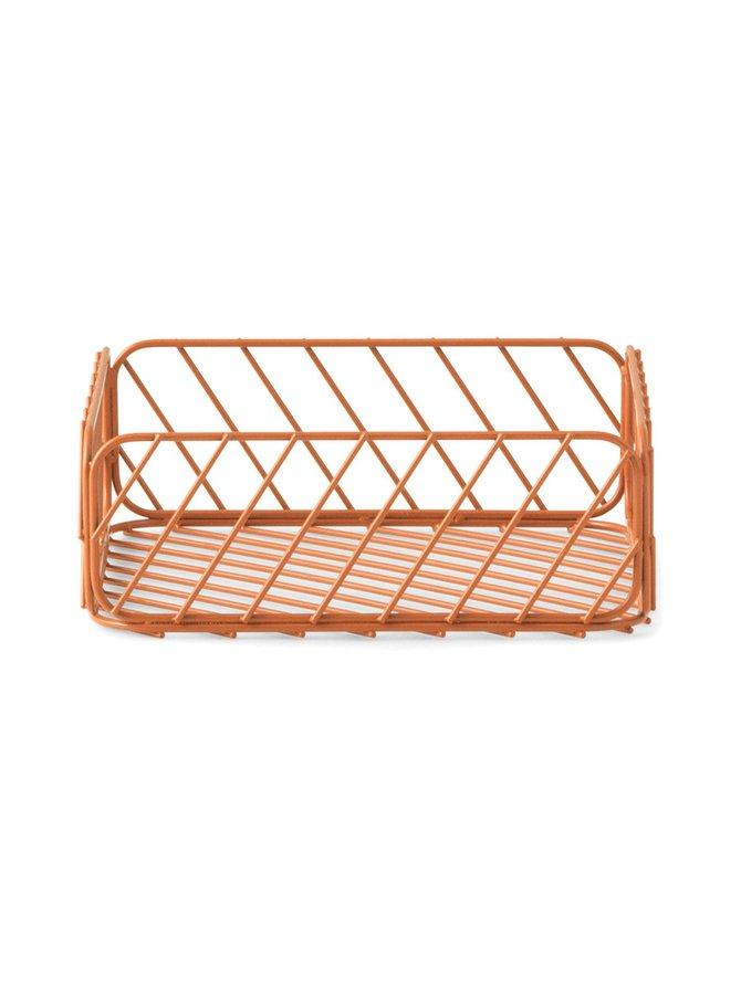 Track Basket -säilytyskori 9 x 25 x 25 cm