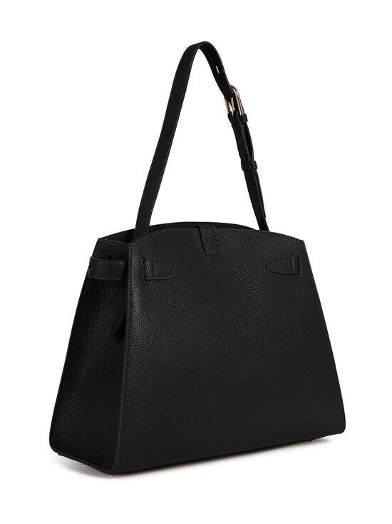 Furla - Margherita M Shoulder Bag -nahkalaukku - O6000 NERO | Stockmann - photo 2