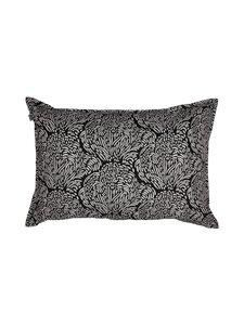 Pentik - Jäkälä-tyynynpäällinen 40 x 60 cm - BLACK | Stockmann