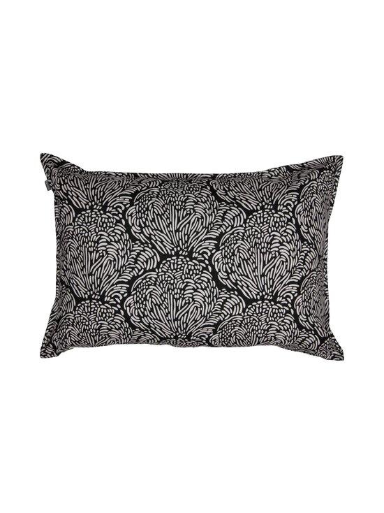 Pentik - Jäkälä-tyynynpäällinen 40 x 60 cm - BLACK | Stockmann - photo 1