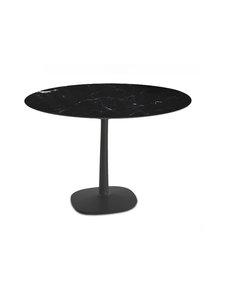 Kartell - Multiplo-pöytä 118 cm - BLACK | Stockmann