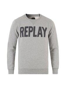Replay & Sons - Collegepaita - M04 MEDIUM GREY MELANGE | Stockmann