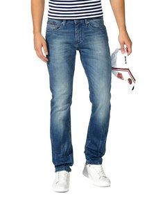 Tommy Jeans - Slim Scanton -farkut - BERRY MID BLUE | Stockmann