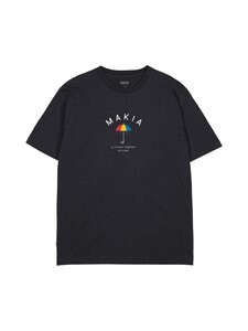 Makia - Sontsa T-Shirt -paita - 999 BLACK | Stockmann