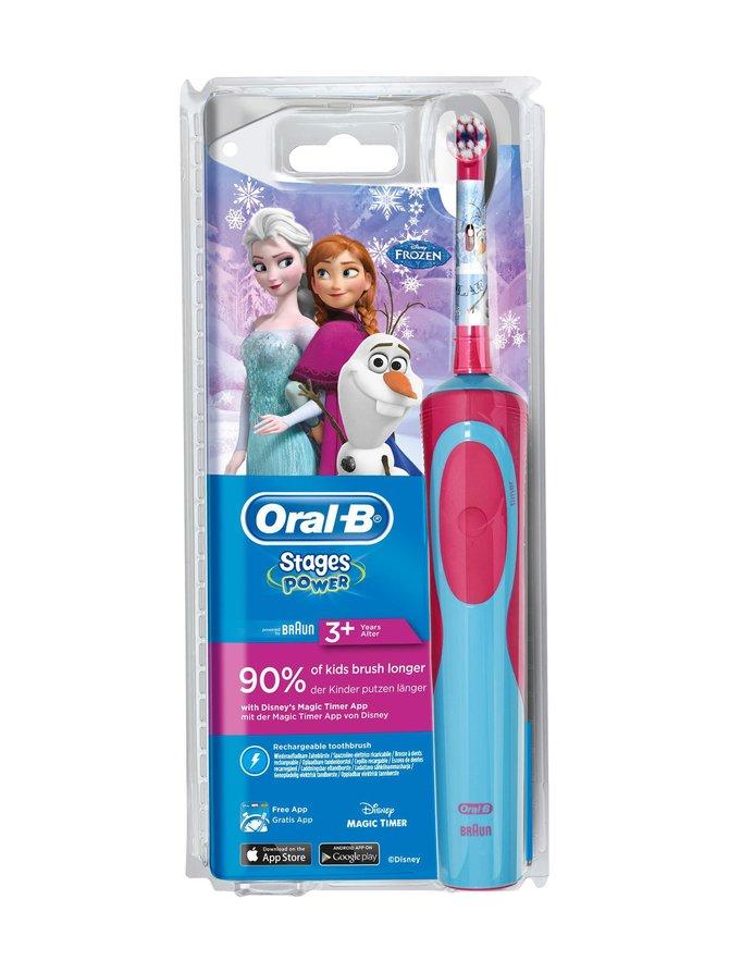 Vitality Kids Frozen -sähköhammasharja