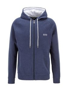 BOSS - Cashmere Jacket -huppari - 405 DARK BLUE | Stockmann