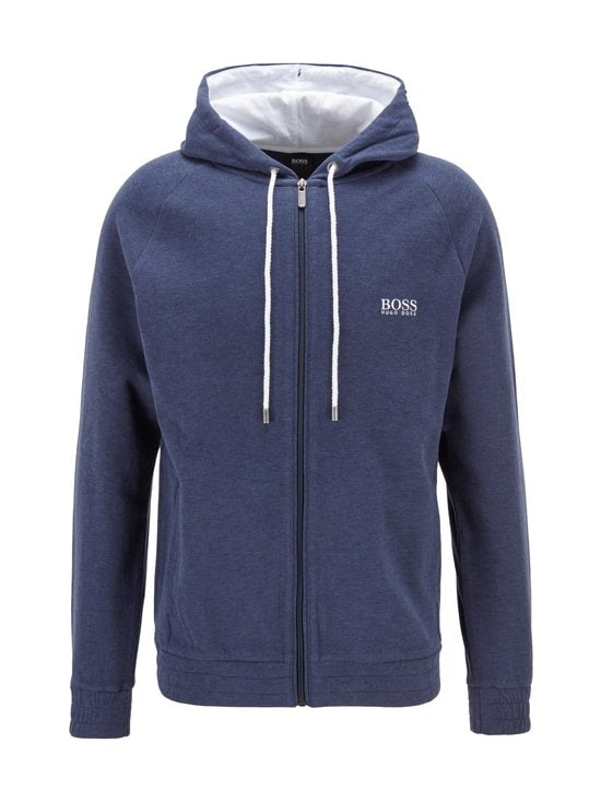 BOSS - Cashmere Jacket -huppari - 405 DARK BLUE | Stockmann - photo 1