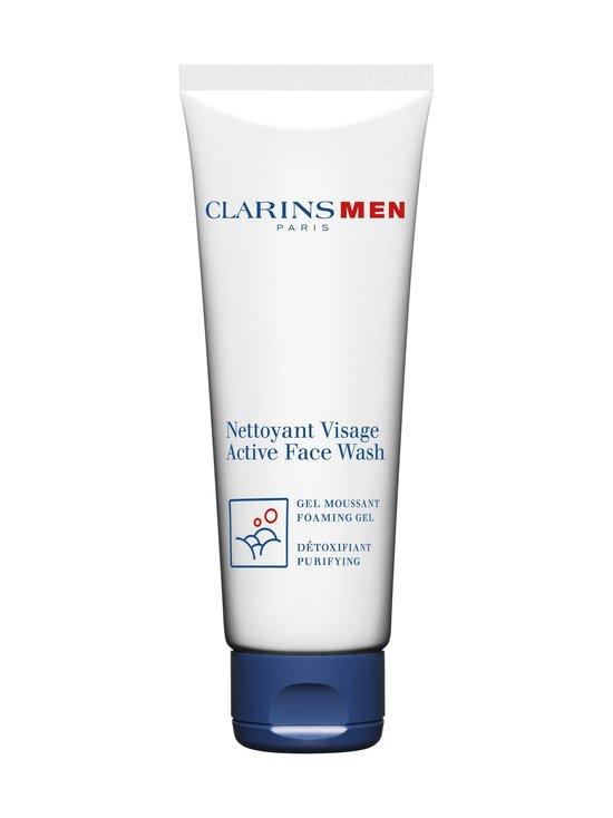 Clarins - Active Face Wash Foaming Gel -puhdistusgeeli 125 ml - NOCOL | Stockmann - photo 1
