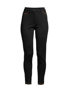 M MISSONI - Pant Legging Look -housut - 93911 BLACK   Stockmann