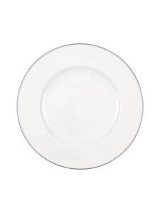 Villeroy & Boch - Anmut Platinum No.1 -lautanen 27 cm - WHITE   Stockmann