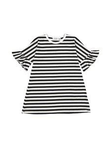 Marimekko - Laaja Tasaraita 1 -tunika - 068 BLACK, WHITE | Stockmann