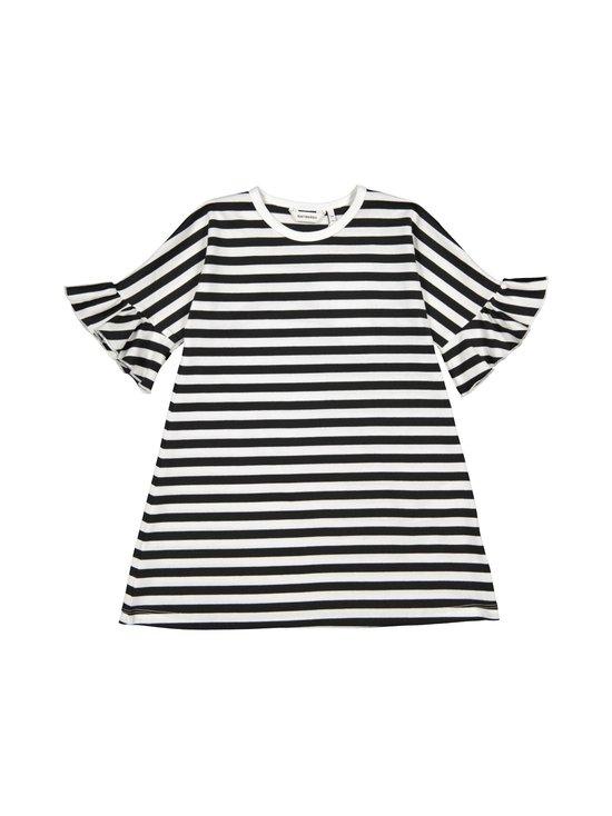 Marimekko - Laaja Tasaraita 1 -tunika - 068 BLACK, WHITE | Stockmann - photo 1