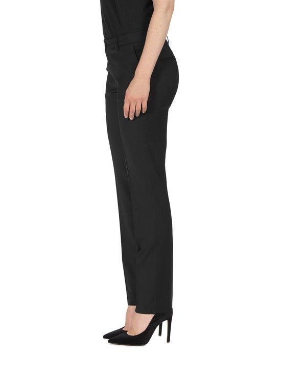 Filippa K - Luisa Cool Wool -housut - 1433 BLACK   Stockmann - photo 3