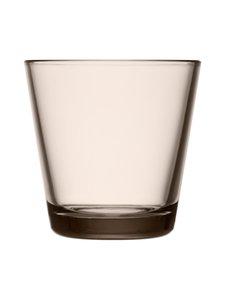 Iittala - Kartio-juomalasi 21 cl, 2 kpl - PELLAVA | Stockmann