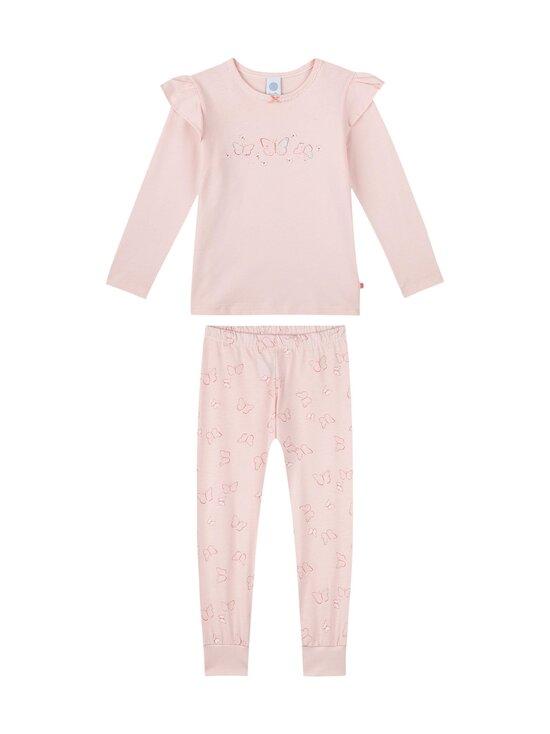 Sanetta - Flowers and Butterflies -pyjama - 37052 SHADOW ROSE | Stockmann - photo 1