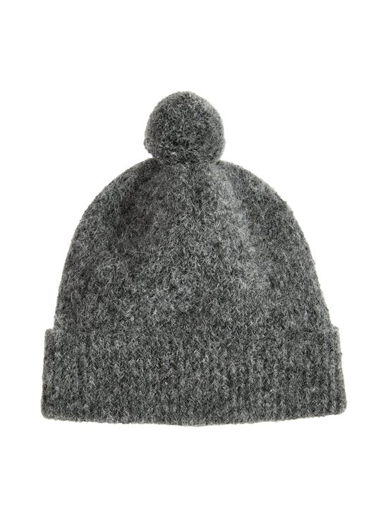 A+more - Fleece Bobble -pipo - GREY MELANGE 24527 | Stockmann - photo 1