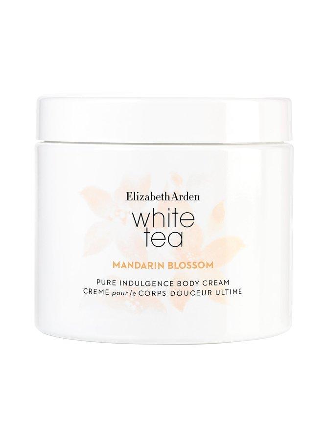 White Tea Mandarine Blossom Body Cream -vartalovoide 400 ml