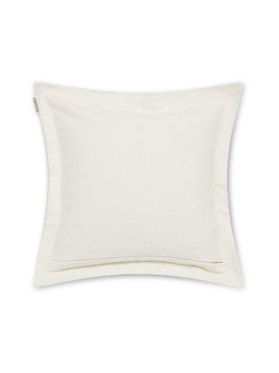 Lexington - Hotel Velvet Sham -koristetyyny 50 x 50 cm - OFF WHITE | Stockmann - photo 2