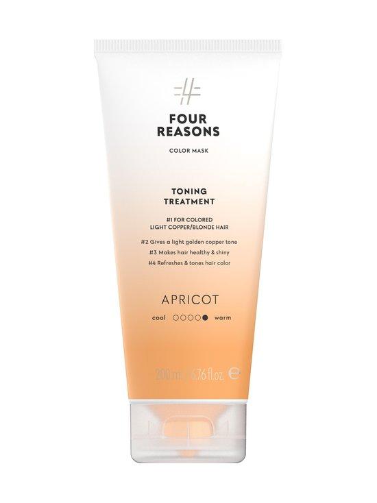 Four Reasons - Color Mask Toning Treatment -sävyttävä tehohoito 200 ml - APRICOT | Stockmann - photo 1