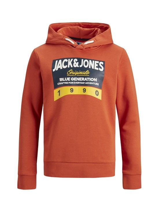 JACK & JONES junior - JorTonni-huppari - BURNT OCHRE | Stockmann - photo 1