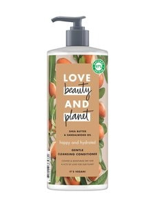 Love Beauty and Planet - Happy and Hydrated Cleansing Conditioner -puhdistava hoitoaine 500 ml | Stockmann