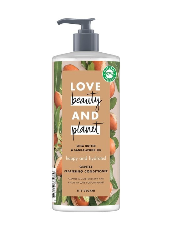 Love Beauty and Planet - Happy and Hydrated Cleansing Conditioner -puhdistava hoitoaine 500 ml - NOCOL | Stockmann - photo 1