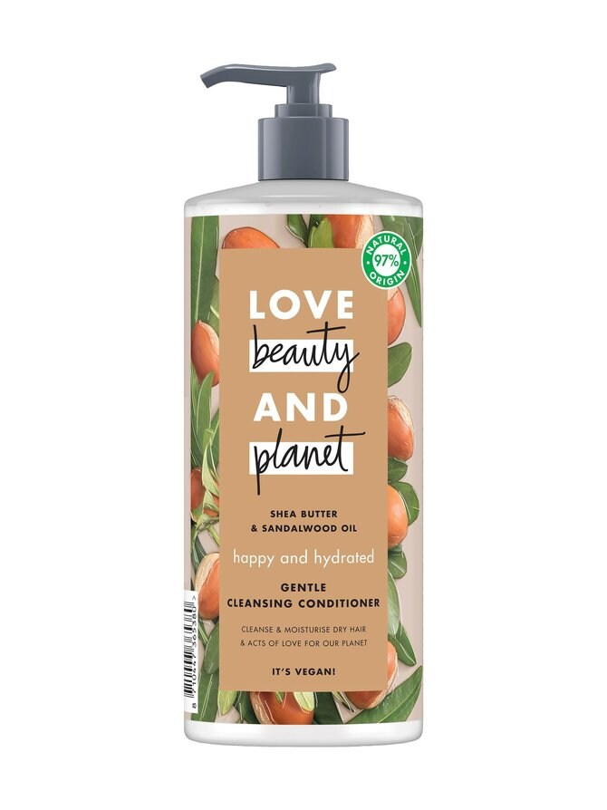 Happy and Hydrated Cleansing Conditioner -puhdistava hoitoaine 500 ml
