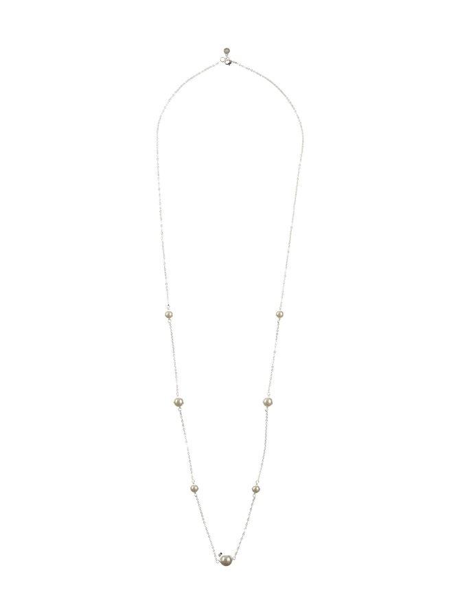 Silk Pearl Chain -kaulakoru