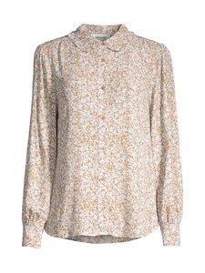 Modström - Isa Print Shirt -pusero - 11088 BLUEBELL   Stockmann