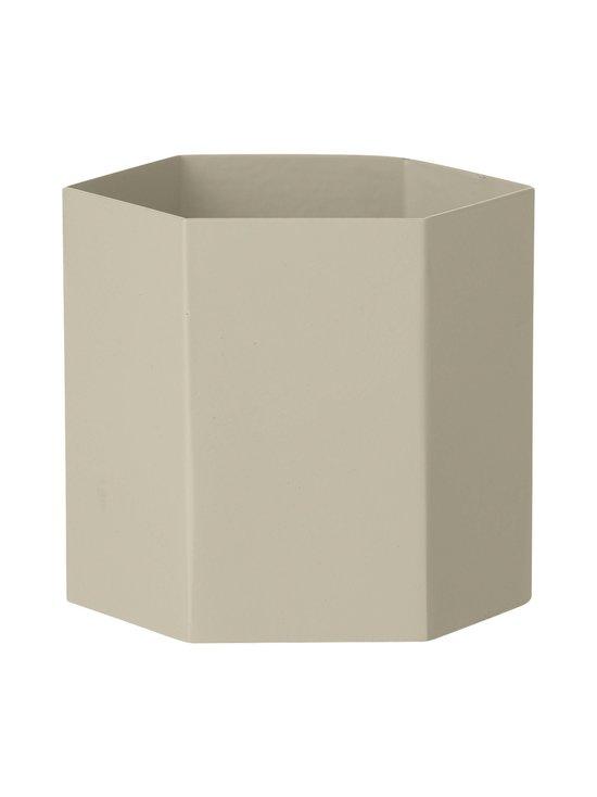 Hexagon-ruukku, L